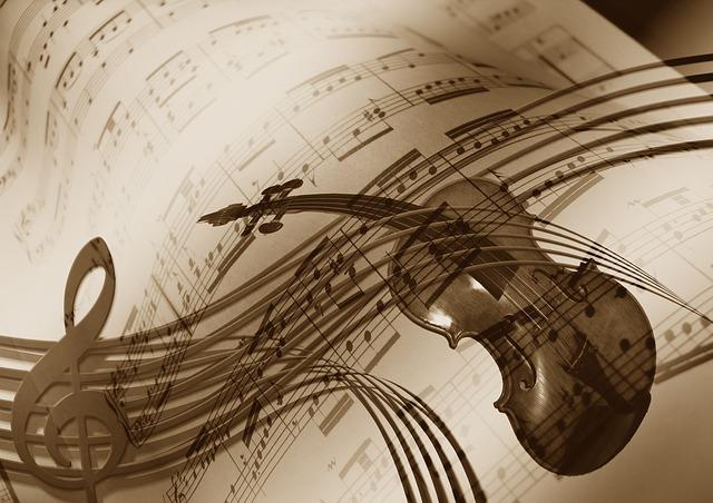 Bez hudby ani krok!