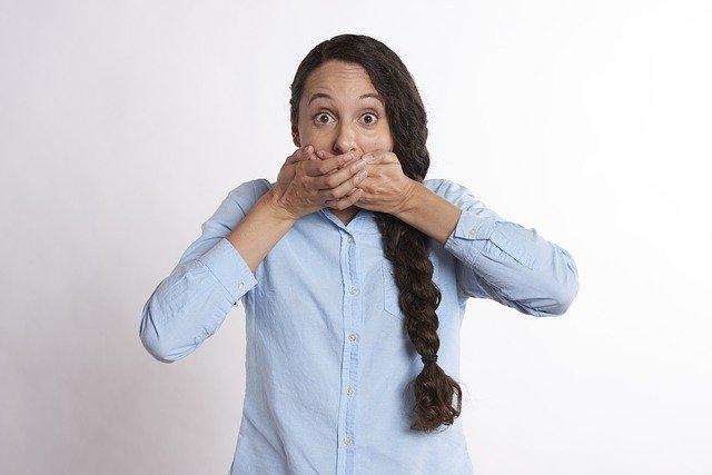 Duchovní příčina aftů v ústech