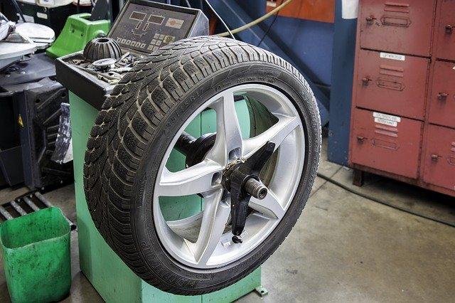 oprava pneumatiky