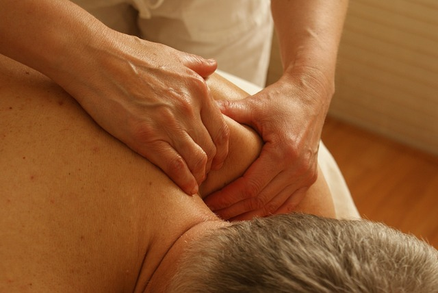 masáž ramen