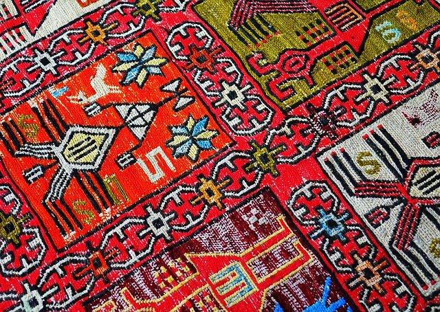 I Vy doma si můžete vyzdobit zeď nádhernou tapiserií