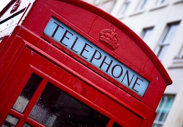 telefoní budka