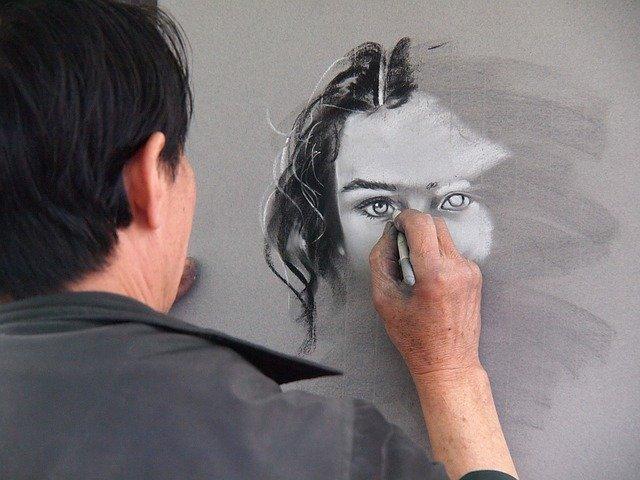 umělecké kreslení