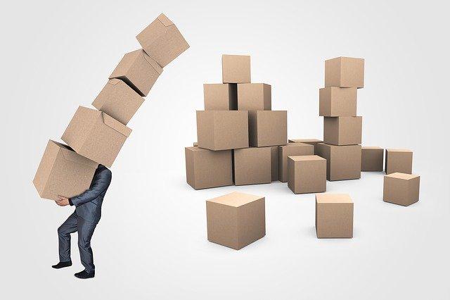 převoz balíků
