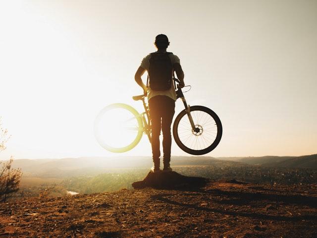 Vyjížďky na kole v kvalitním oblečení