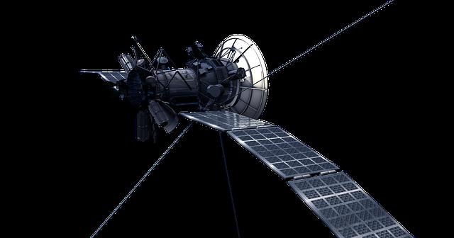 satelitní sledování